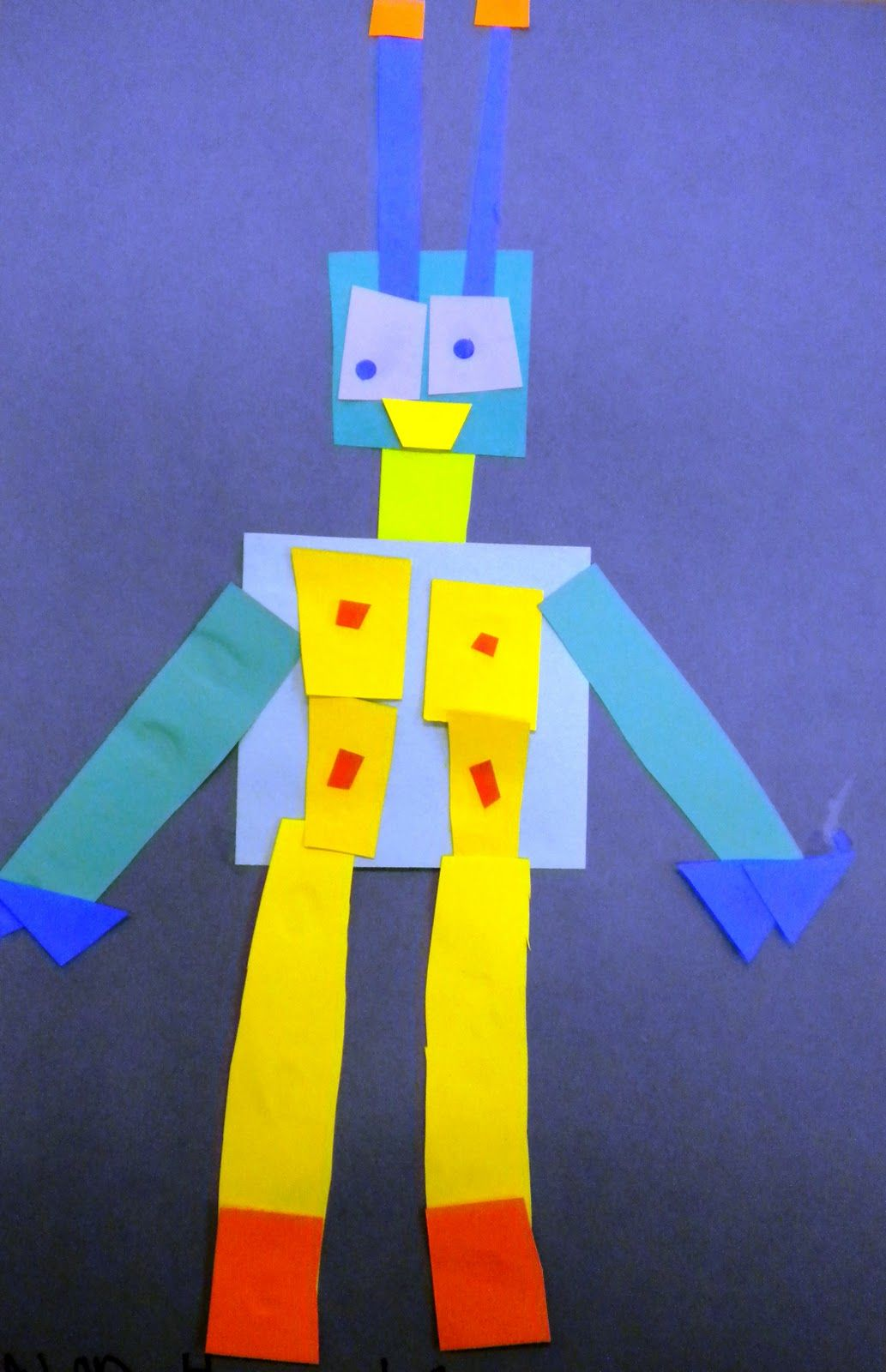 We Have Been Busy Making Geometric Shape Robots Out Of All