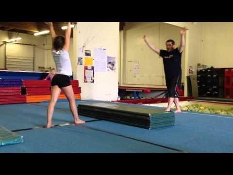 Gymnastics Skills List: Floor