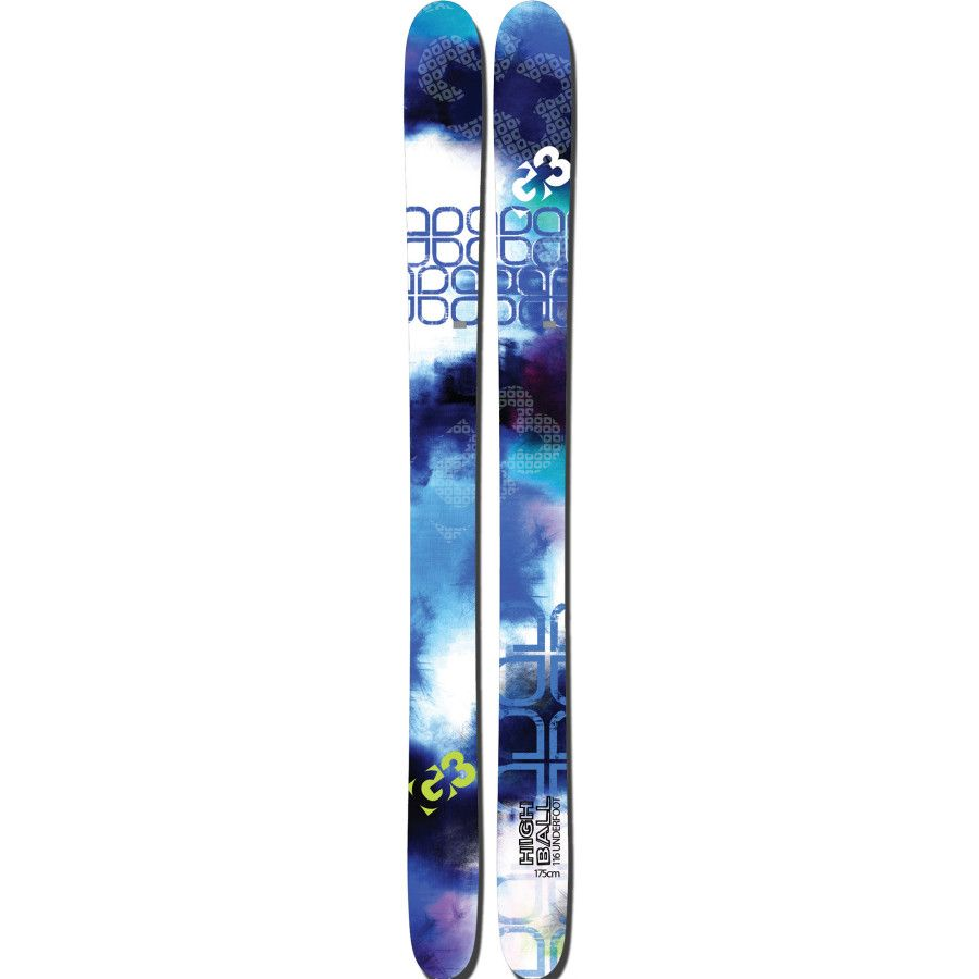 Versatile fatties. These are all-mountain skis that make your heart sing on powder days. $780 retail, on sale for $468. http://www.adventure-journal.com/2013/12/saw-it-liked-it-g3-highball-ski/