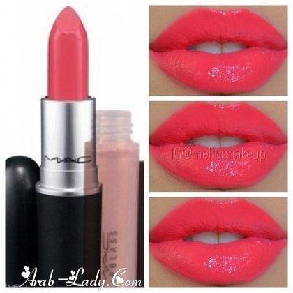 الوان أحمر شفاة موضة ربيع وصيف 2014 Lipstick Makeup Love Makeup