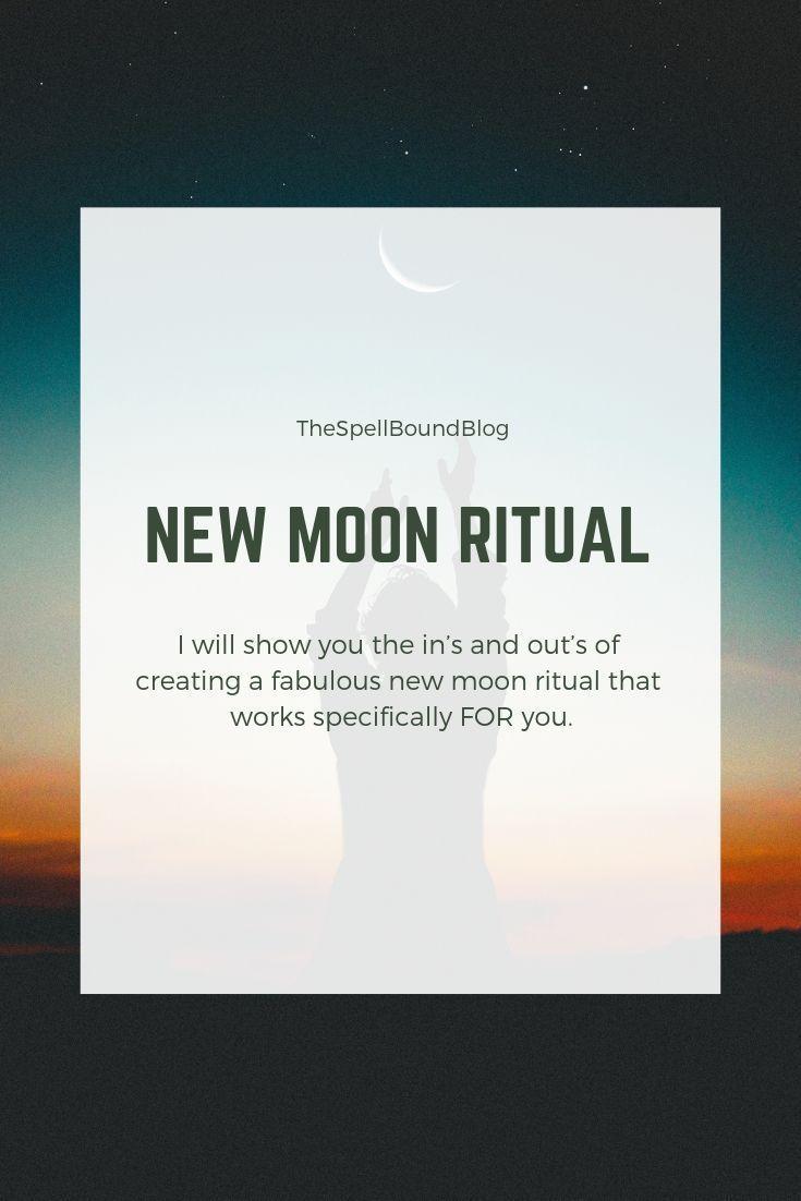New Moon Ritual #newmoonritual Daily routine, new moon rituals, new moon ritual for beginners, horoscopes, astrology for beginners #newmoonritual
