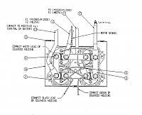 warn solenoid wiring diagram how to wire up a warn m8000 winch with rh pinterest com warn winch m8000 wiring diagram