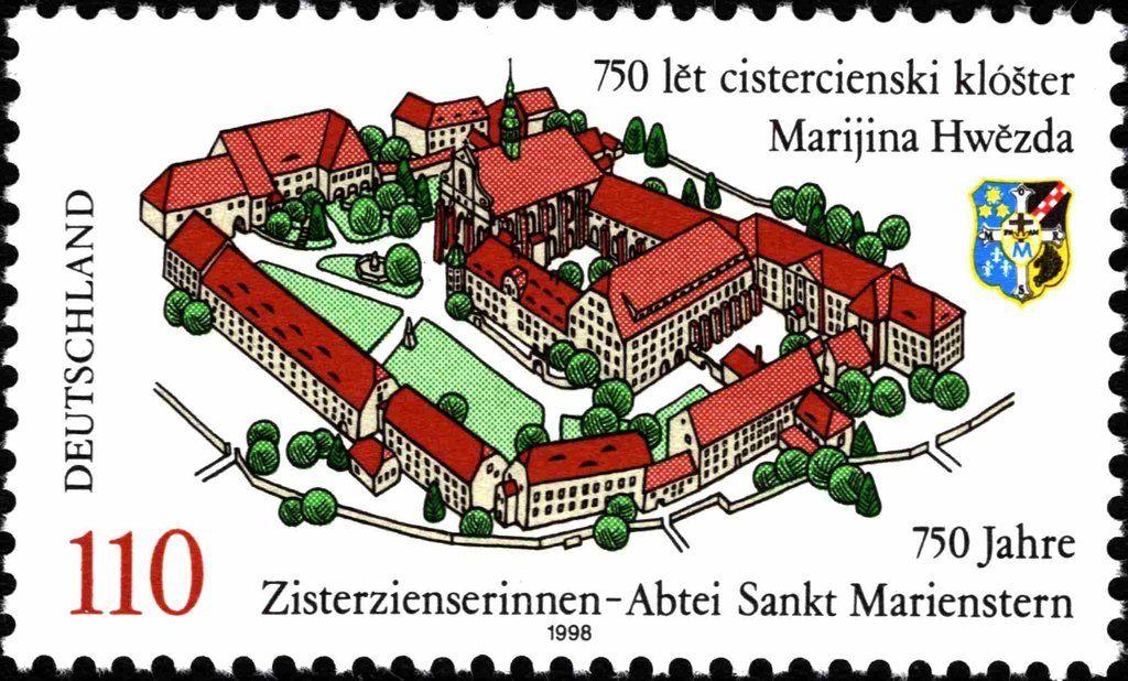 Deutschland 1998 750 Jahre Abtei Sankt Marienstern