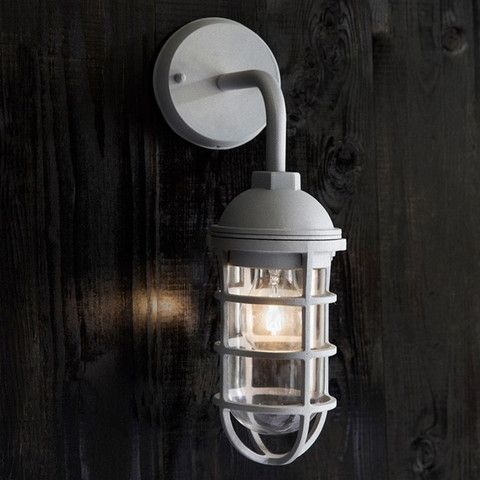 Industrial Chic Chatham Wharf Wall Light The Farthing Outdoor Lighting Wall Lights Light Fittings