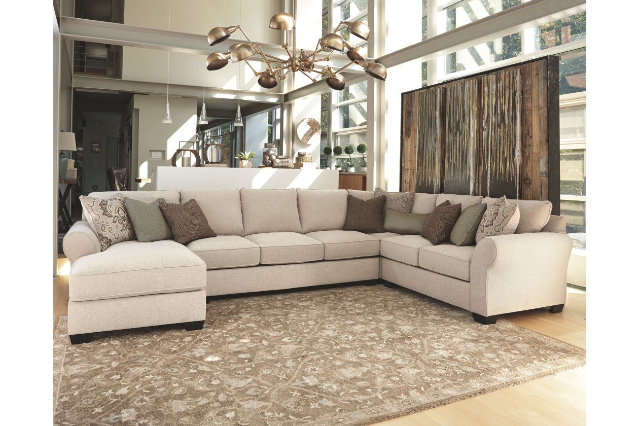 Wilcot 4 Piece Sofa Sectional Ashley Furniture Homestore Ale