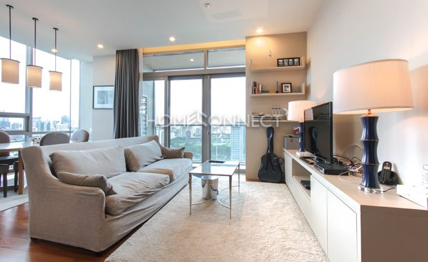 Opulent 2 Bedroom Condo For Rent At The Oriental Residence Bangkok   Learn  More Of This