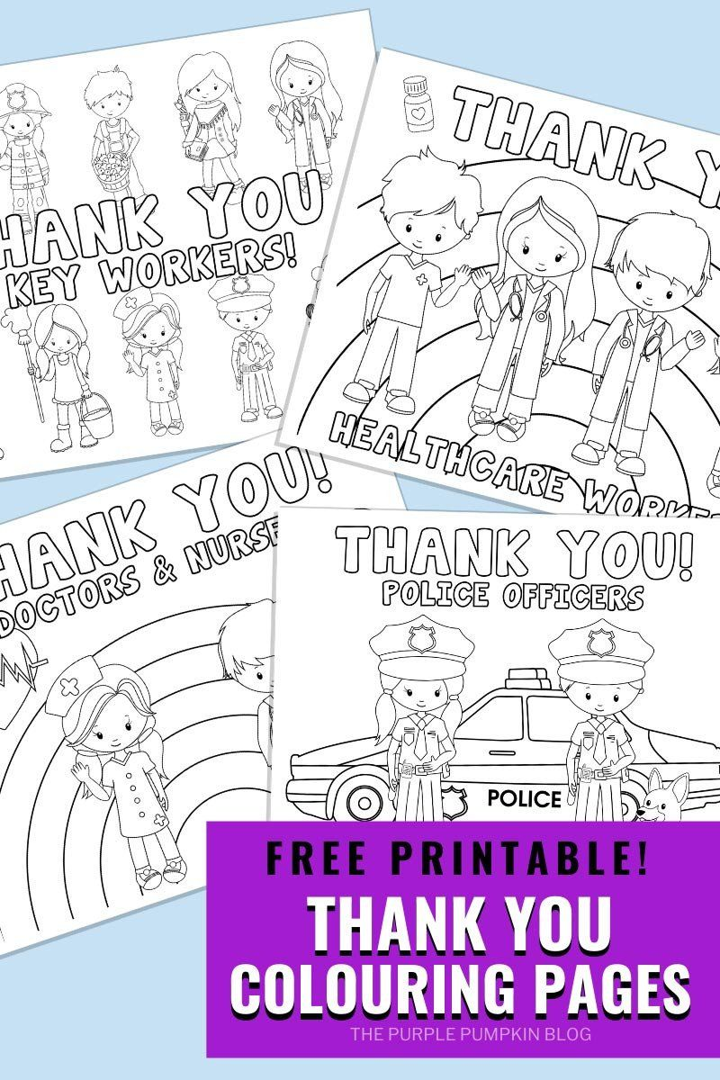 Thank You Firefighters Coloring Pages Free Printable Key Workers Essential Workers Coloring Sheets Coloring Pages For Boys Coloring Sheets Coloring Pages