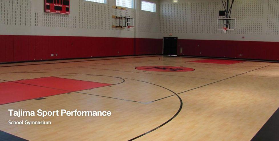 Tajima Sport Performance Jr. High Gymnasium Sports
