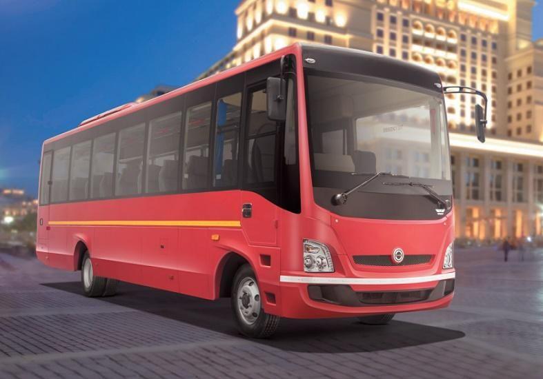BharatBenz 917 AC: Tourist 26 Seater Bus Price