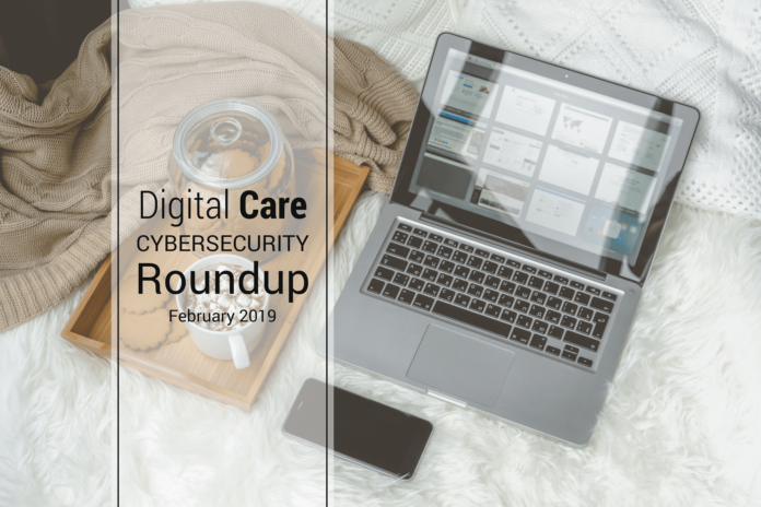 February 2019 Cybersecurity Roundup Security patches