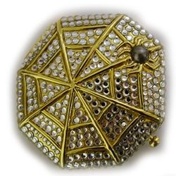Shimmering Spider Compact
