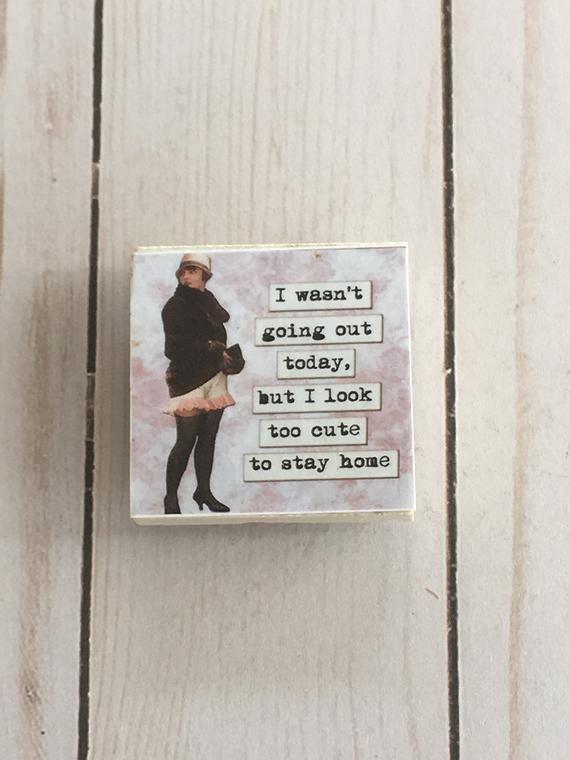 Photo of Diva Magnet ~ Funny Magnet ~ Fridge Magnet ~ Girl Gift ~ Office Magnet ~ Friend Gift ~ Retro Humor Magnet ~ Refrigerator Magnet