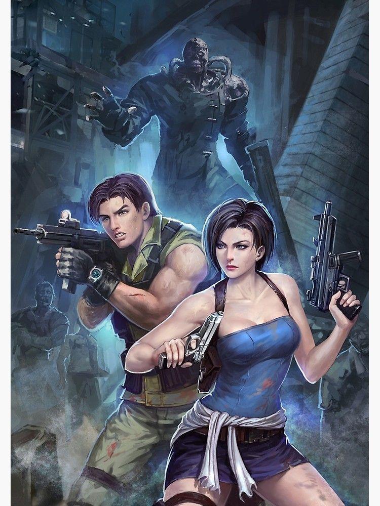 Top Resident Evil 3 Remake Tetap Menghadirkan Kostum Klasik Untuk