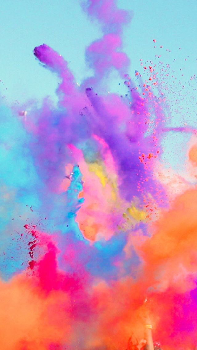 Pin By Renee H On Phone Wallpapers Colourful Wallpaper Iphone