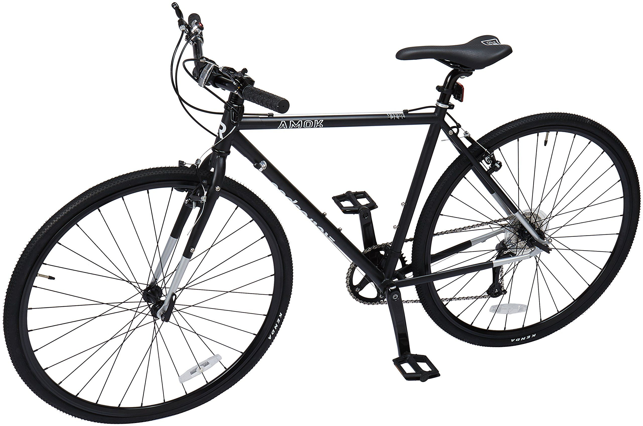 Retrospec Bicycles Amok V2 Cyclocross Ninespeed Commuter Bike With