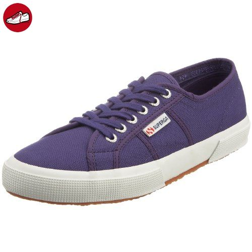2750 Cotu Classic, Baskets mixte adulte - Rouge - rouge - 42 EUSuperga