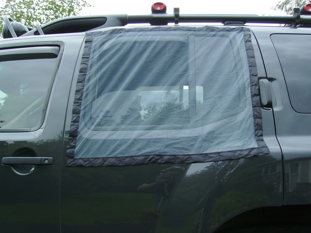 How to make window screens for truck camping page 3 second generation