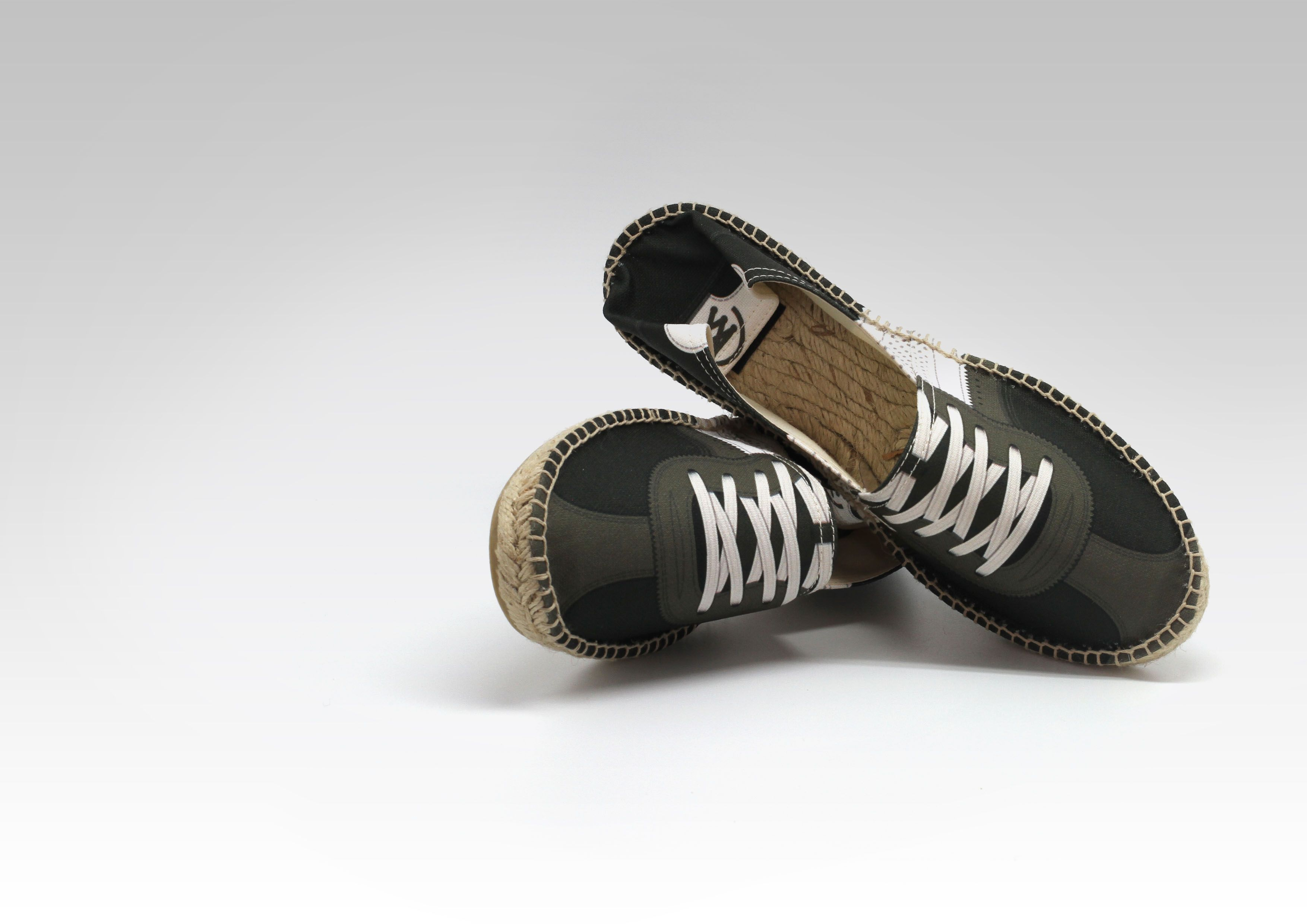 Milky Black Made in Spain   Available Size: EU 41, 42, 43, 44, 45, 46