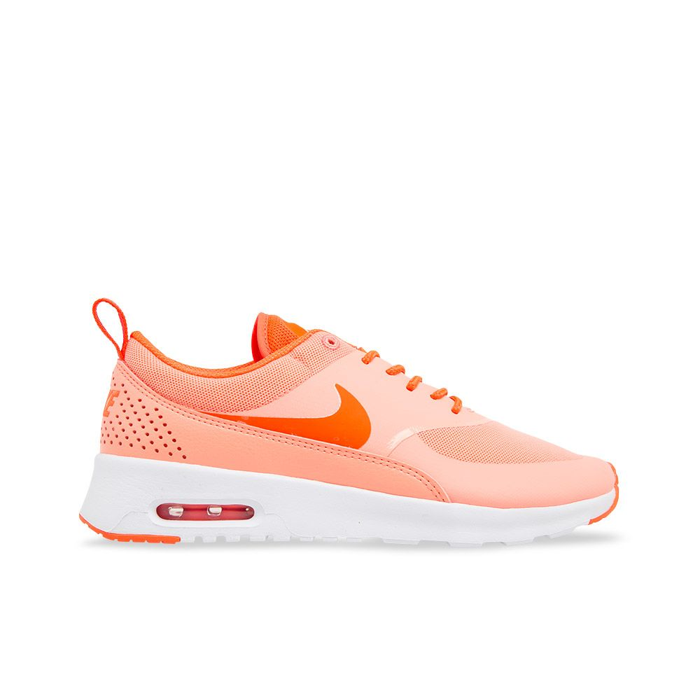 huge selection of e5486 744b0 Nike Women's Air Max Thea - Pink / White | Platypus Shoes ...