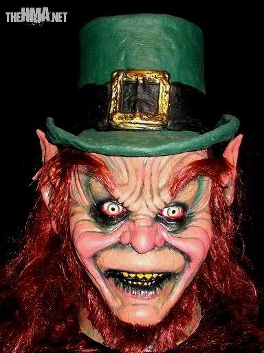 Creepy Leprechaun! | Halloween | Pinterest | Halloween 2017 ...