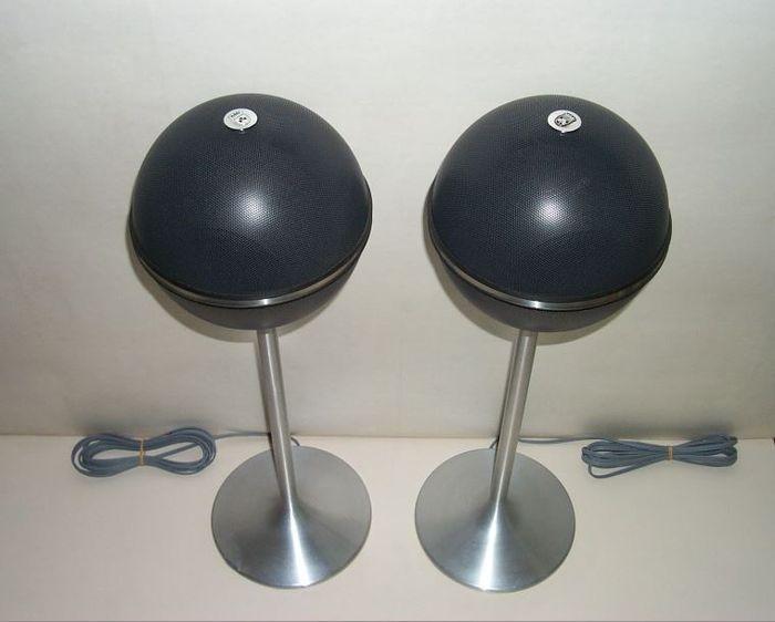 Pin Op Grundig Audiorama 4000 Hifi Loudspeakers