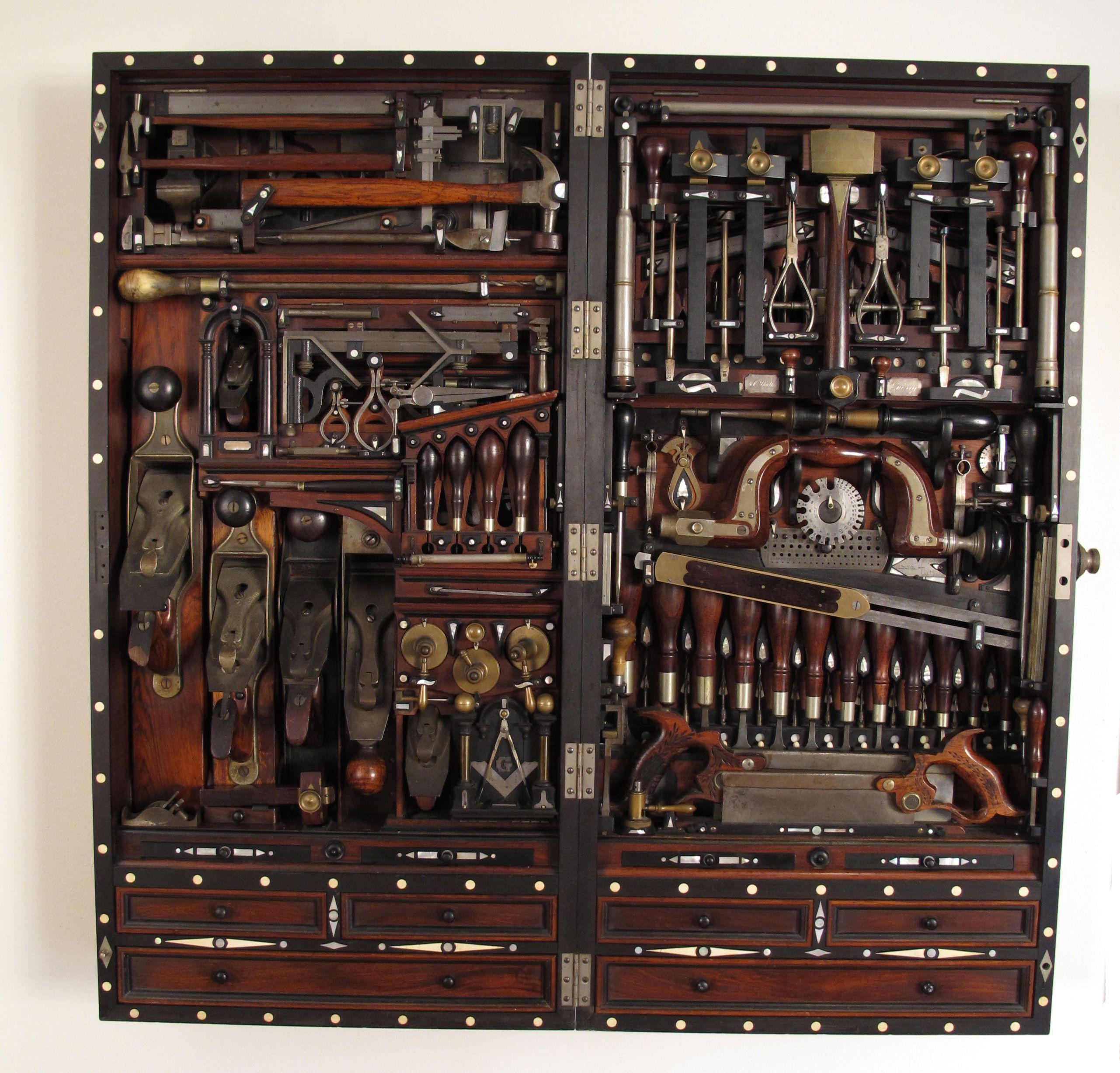 1920 Tool Box Google Search Hanging Tools
