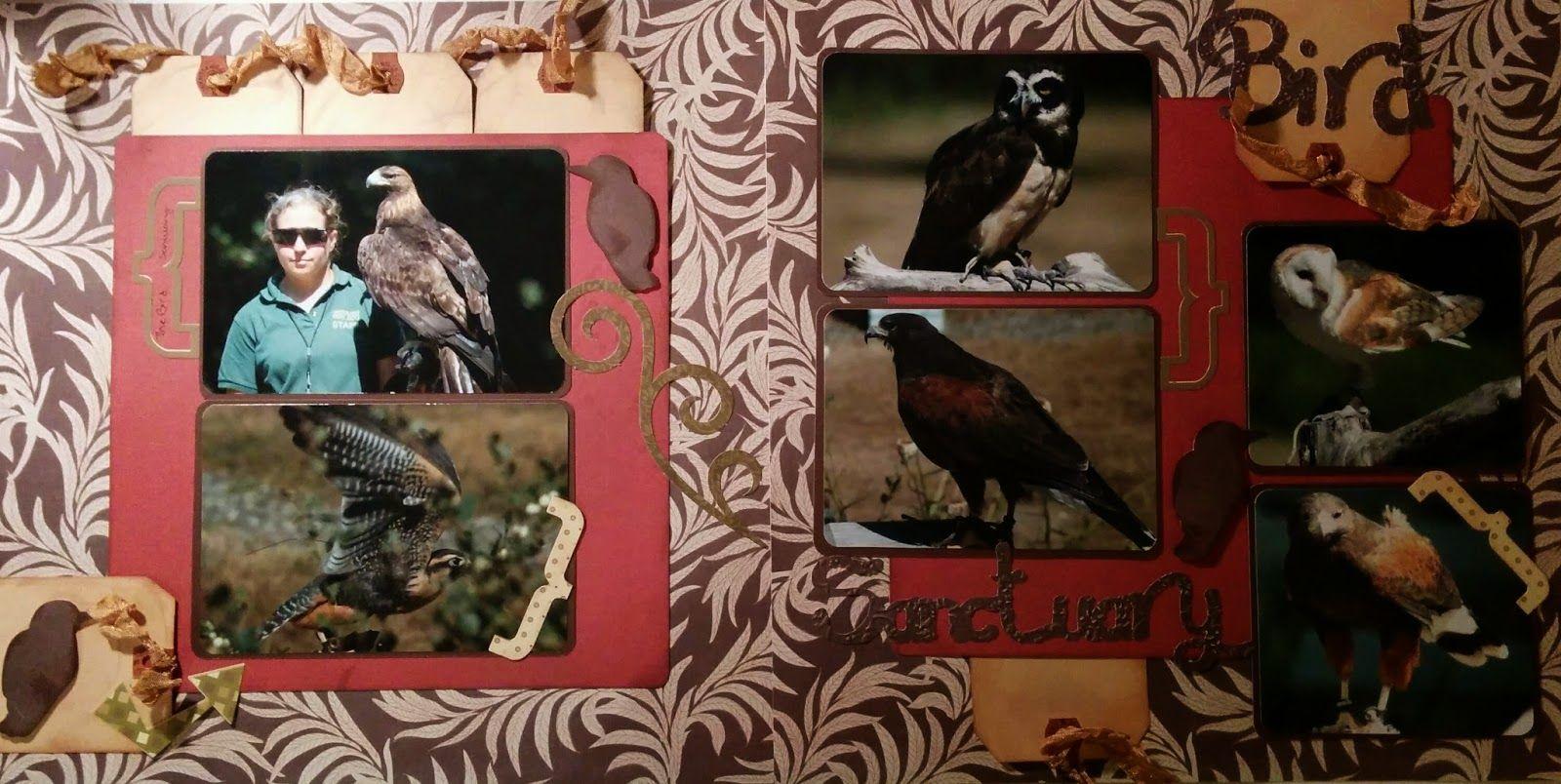 "- Noah's ABC Cricut Cartridge for the birds - Type Candy Cricut Cartridge for the title ""Bird Sanctuary"""