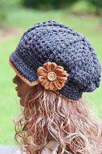 040b92fa0fa Baker Boy Hat Crochet Pattern