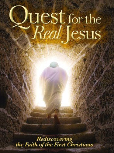 Quest for the Real Jesus - watch this factual documentary for free with a 30-Day free trial of Amazon Prime