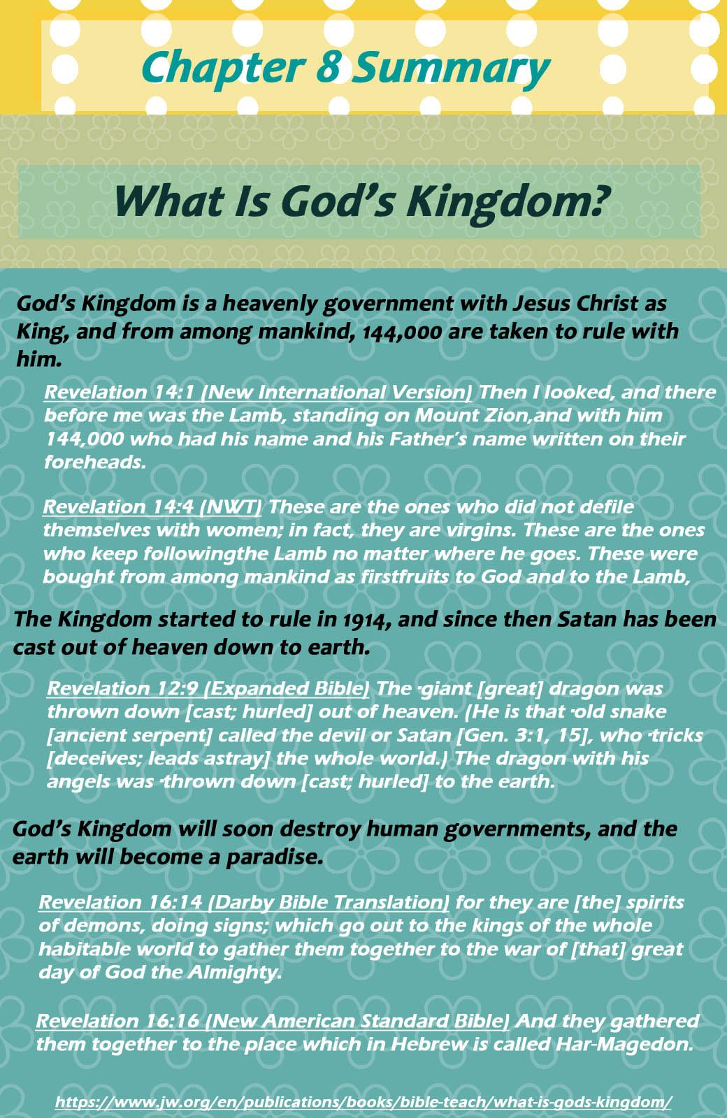 What Is God's Kingdom? Why Pray for the Kingdom of God to