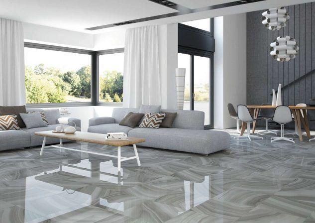 13 Pisos De Mármol Son Realmente Magníficos  House Awesome Living Room Marble Floor Design Ideas