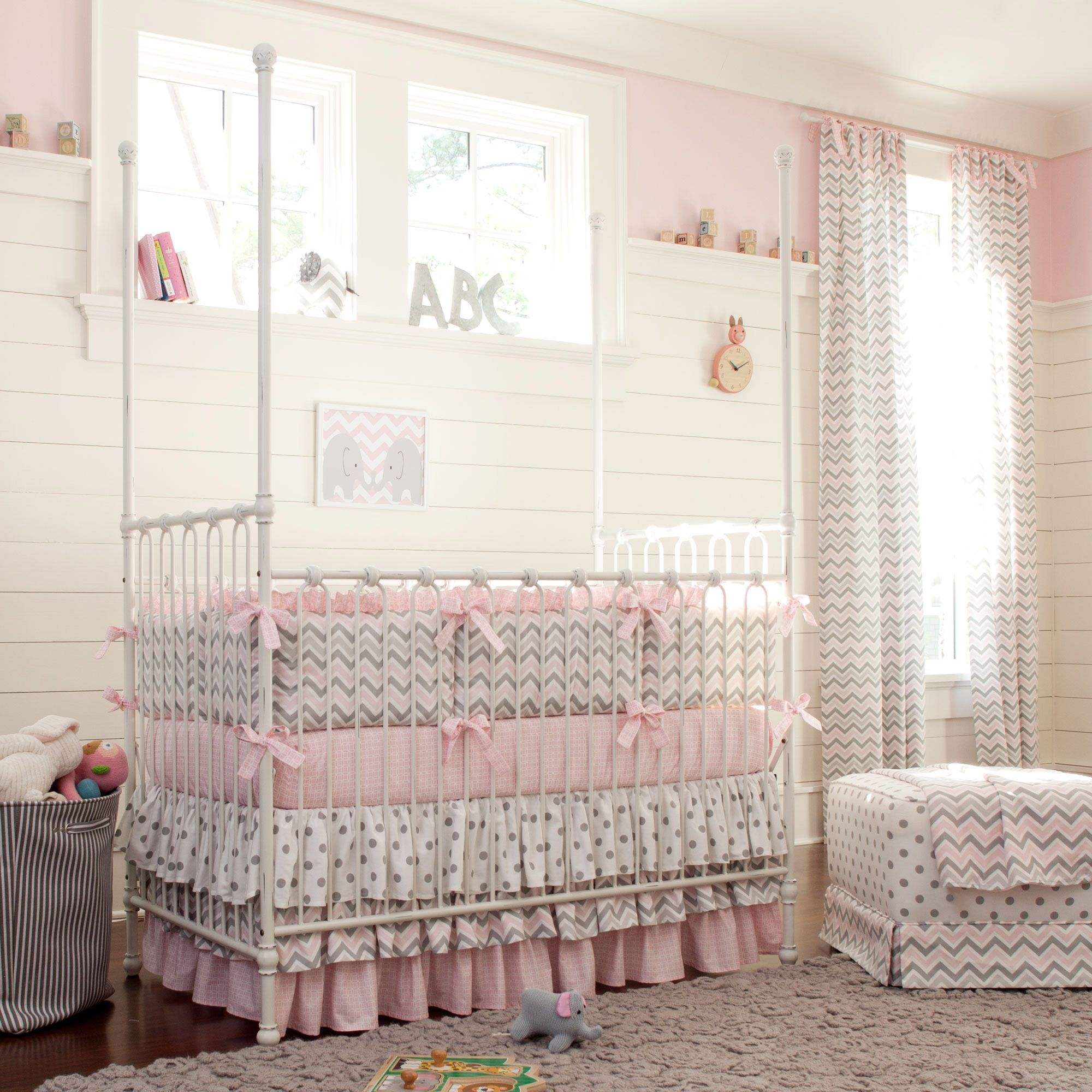 Light pink chevron curtains - Chevron Curtains Nursery Stunning Images About Chevron Inspired On Pinterest Gray Chevron With Grey Curtains