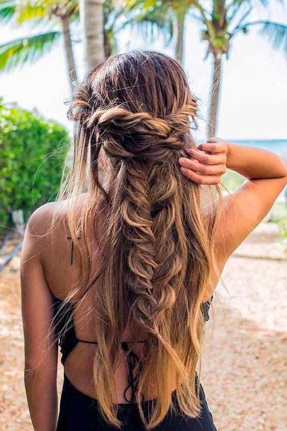 38 Perfect Way to Use Hair Pin Clip hair pin, hair style, hair braid, boddy pins