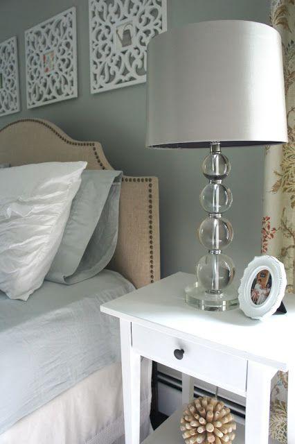 Decorazioni sopra il letto