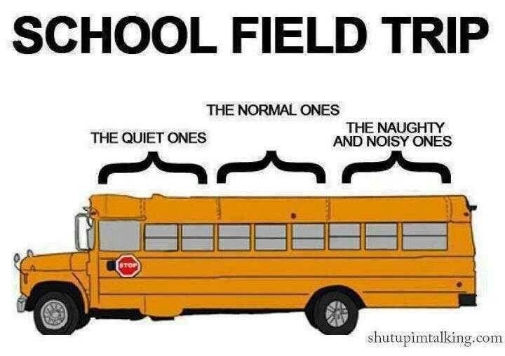 24 Things Teachers Never Want To Hear From Parents School Field Trip School Humor Field Trip