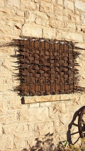 Metal Wire cord art weaving wall art | art | Pinterest | Cord ...