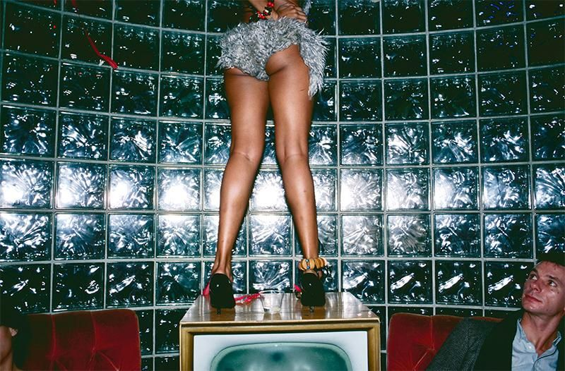 photographing the high heels and hedonism of 80s nyc nightlife | look | i-D