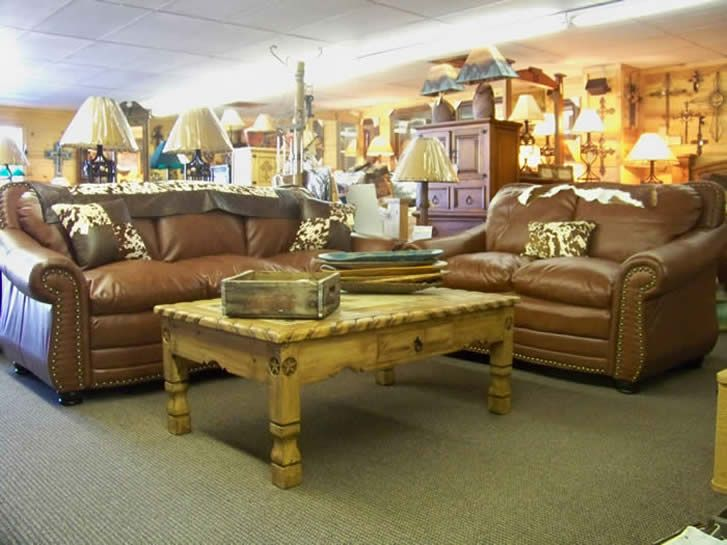 Awesome Western Living Room Furniture Pictures - Amazing Design ...