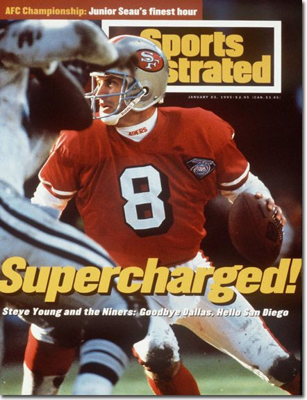 Steve Young, SF 49ers
