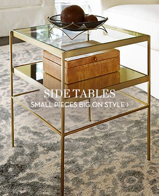 Coffee Amp Accent Tables Cube Table Glass Side Tables