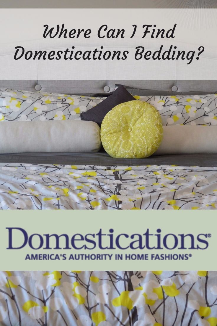 Where To Find Domestications Bedding The Edit Magazine