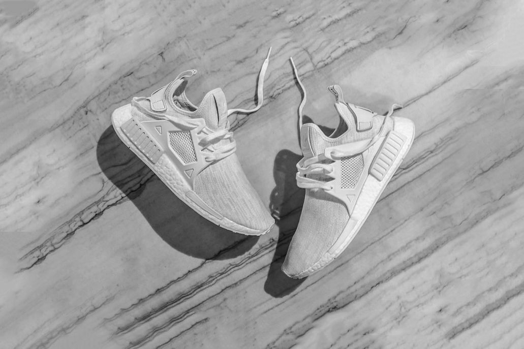 wholesale dealer 16d48 c6511 NMD XR1 Triple white