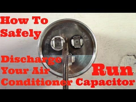Ac Not Working Air Conditioner Capacitor Clean Air Conditioner