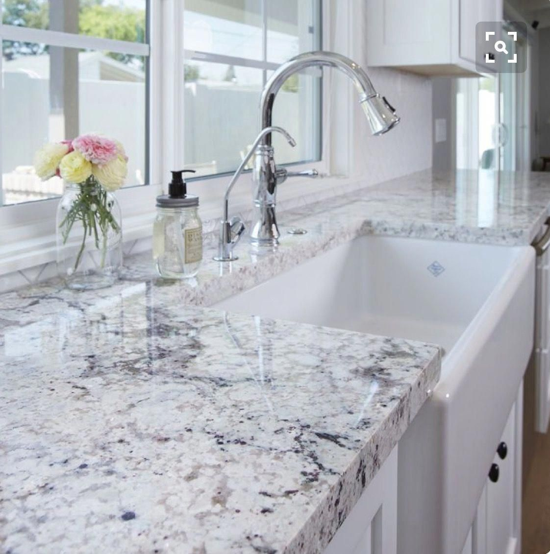 Laminate Countertops Are Often Considered The Most Inexpensive Of All Counter Tops Granite Countertops Kitchen Kitchen Remodel Countertops White Kitchen Design