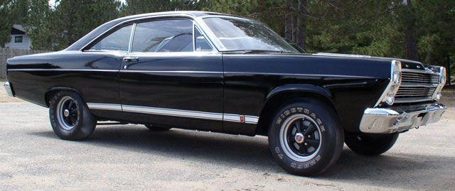 GMP 1:18 1966 Ford Fairlane GT/A 390 - Ltd Ed of 2750 - Diecast Zone