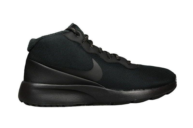 Men's Nike Tanjun Chukka Water Resistant Black ...