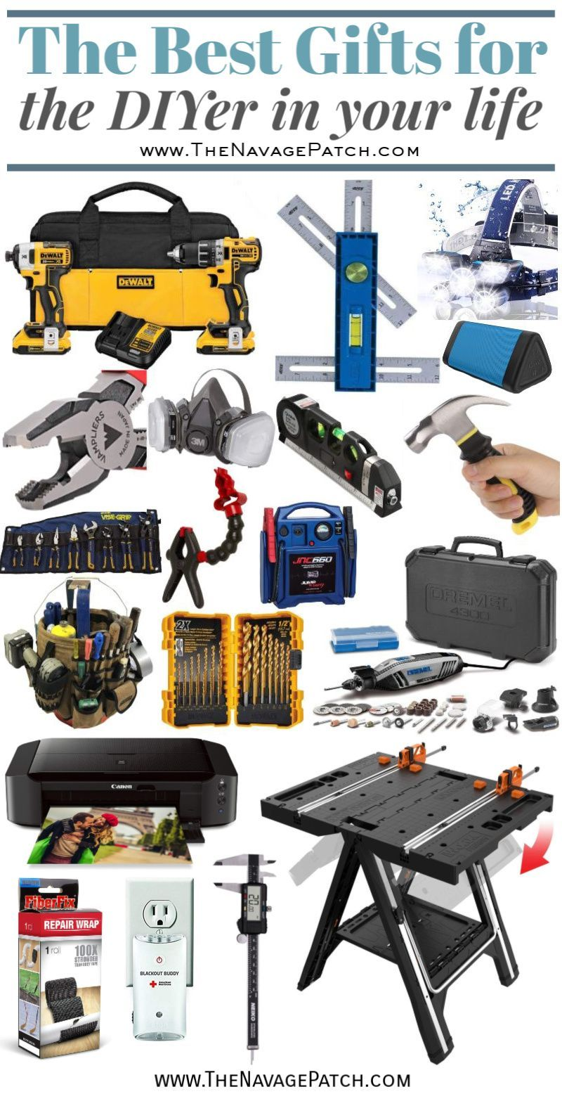 Gift Guide For Diyers Diyer Gift Guide Old Tools