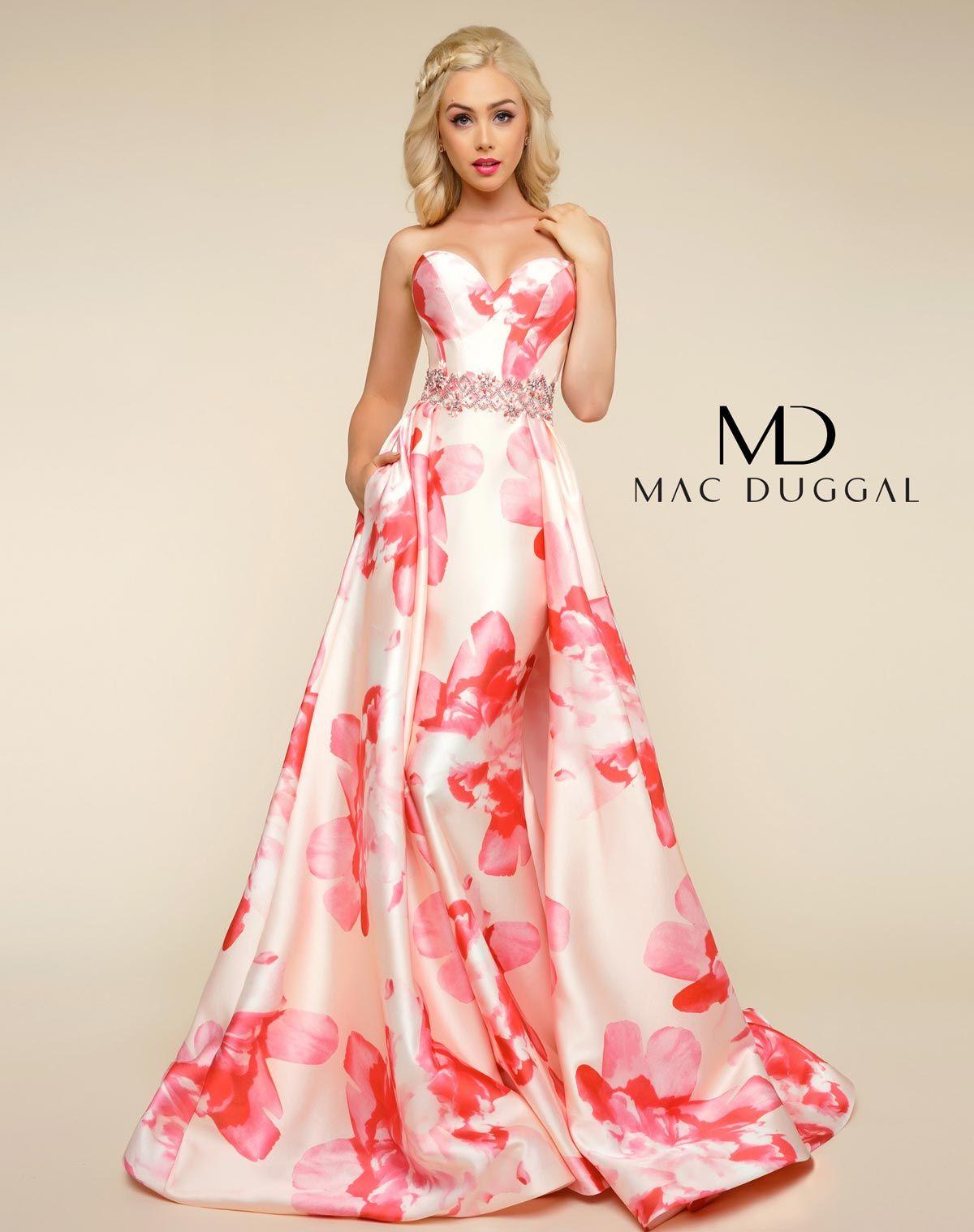 79094H Mac Duggal Ball Gown Dresses, Prom dresses