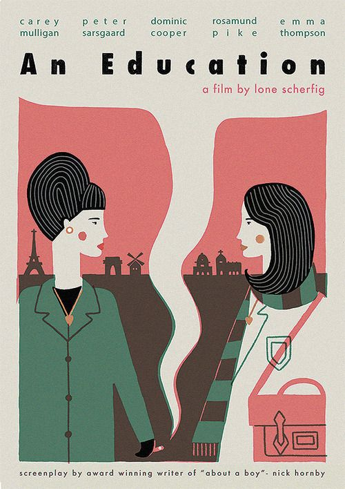 poster by Esme Lonsdale.