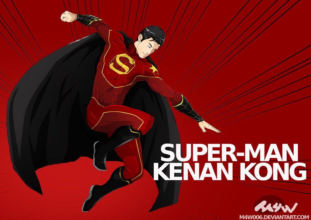 32++ Asian superman information